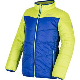 Regatta Icebound III Jacket Kids Surf Spray/Lime Zest